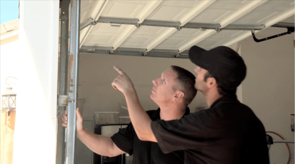 Full inspection of your garage door system