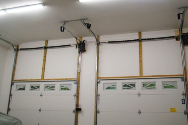 Garage door replacement in Rockland County