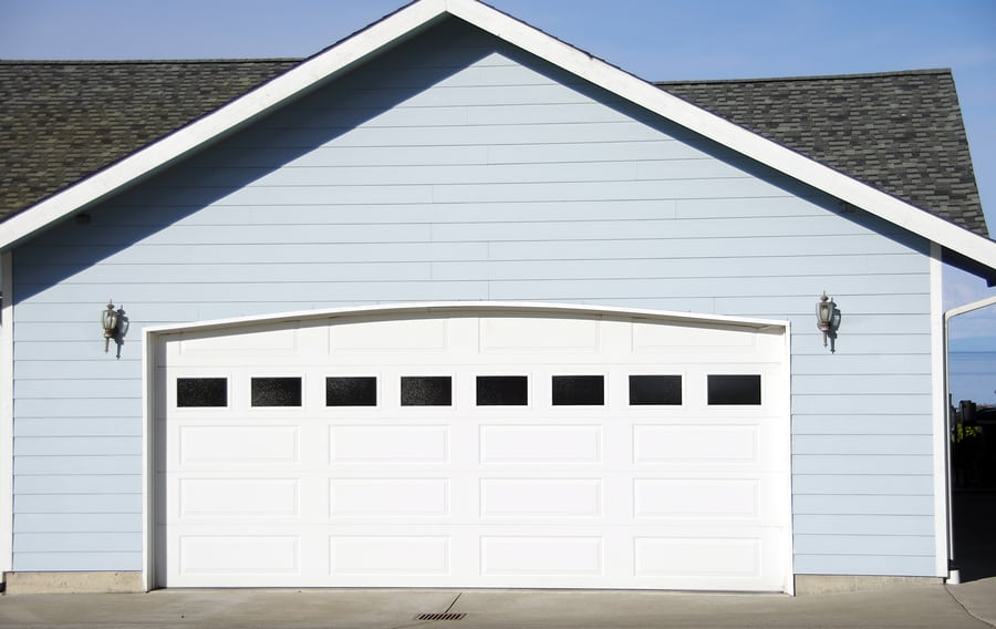 Garage door replacement westchester ny for Garage motor installation cost